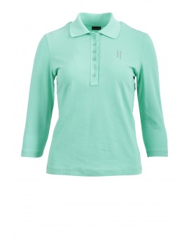 Polo cotone peppermint fresh